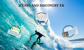 discovery ed and icurio