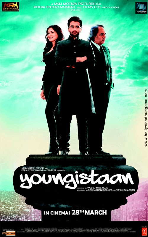 Youngistaan First Look