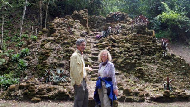 Perubahan ekosistem suku Maya
