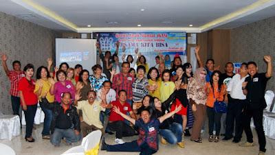 Facebooker Group Anak Siantar (GAS) Sukseskan Kopdar Perdana