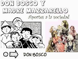DON BOSCO Y MADRE MAZZARELLO