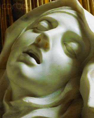 Teresa de Jesús, Bernini, Éxtasis de Santa Teresa
