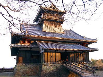 Aya Castle Miyazaki Prefecture, Japan
