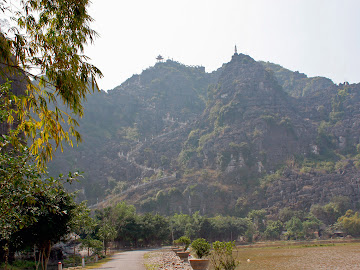 Montagne in Ninh Binh Yen Ma