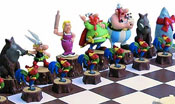 Σκάκι με Αστερίξ, Οβέλιξ, Λούκυ Λουκ