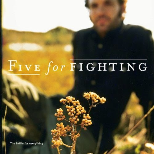 Five For Fighting The Battle For Everything