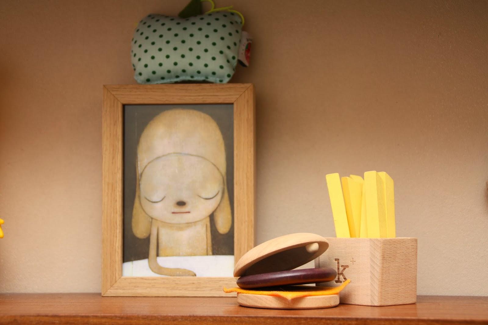 dinette hamburger bois