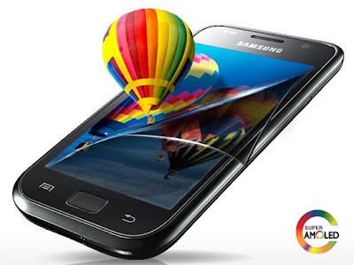 Teknologi Super Amoled Samsung | Layar Terbaik saat ini