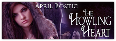 Book Blitz: The Howling Heart by April Bostic