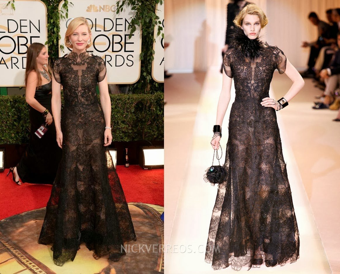 WHO WORE WHAT?.....86th Annual Academy Awards: Cate Blanchett in ...