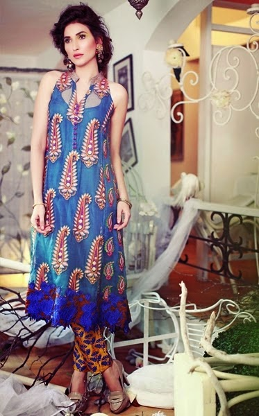 Tena Durrani Winter Dress Collection
