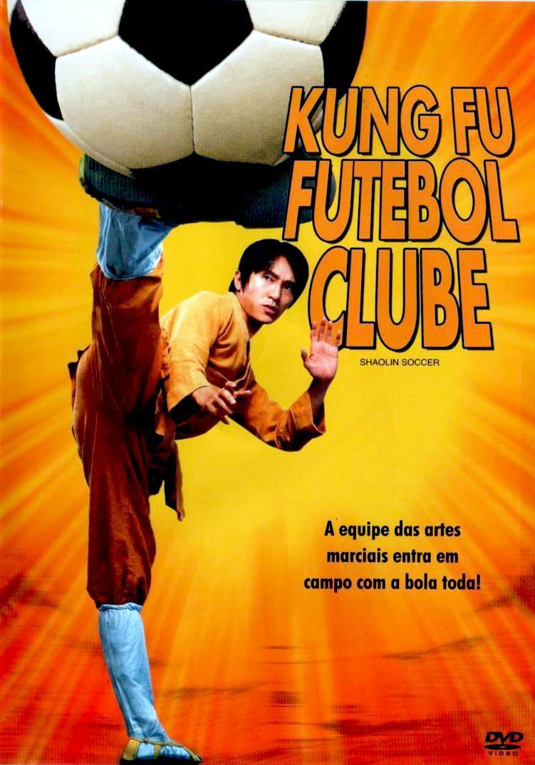 capa Download   Kung Fu Futebol Clube AVI Dublado