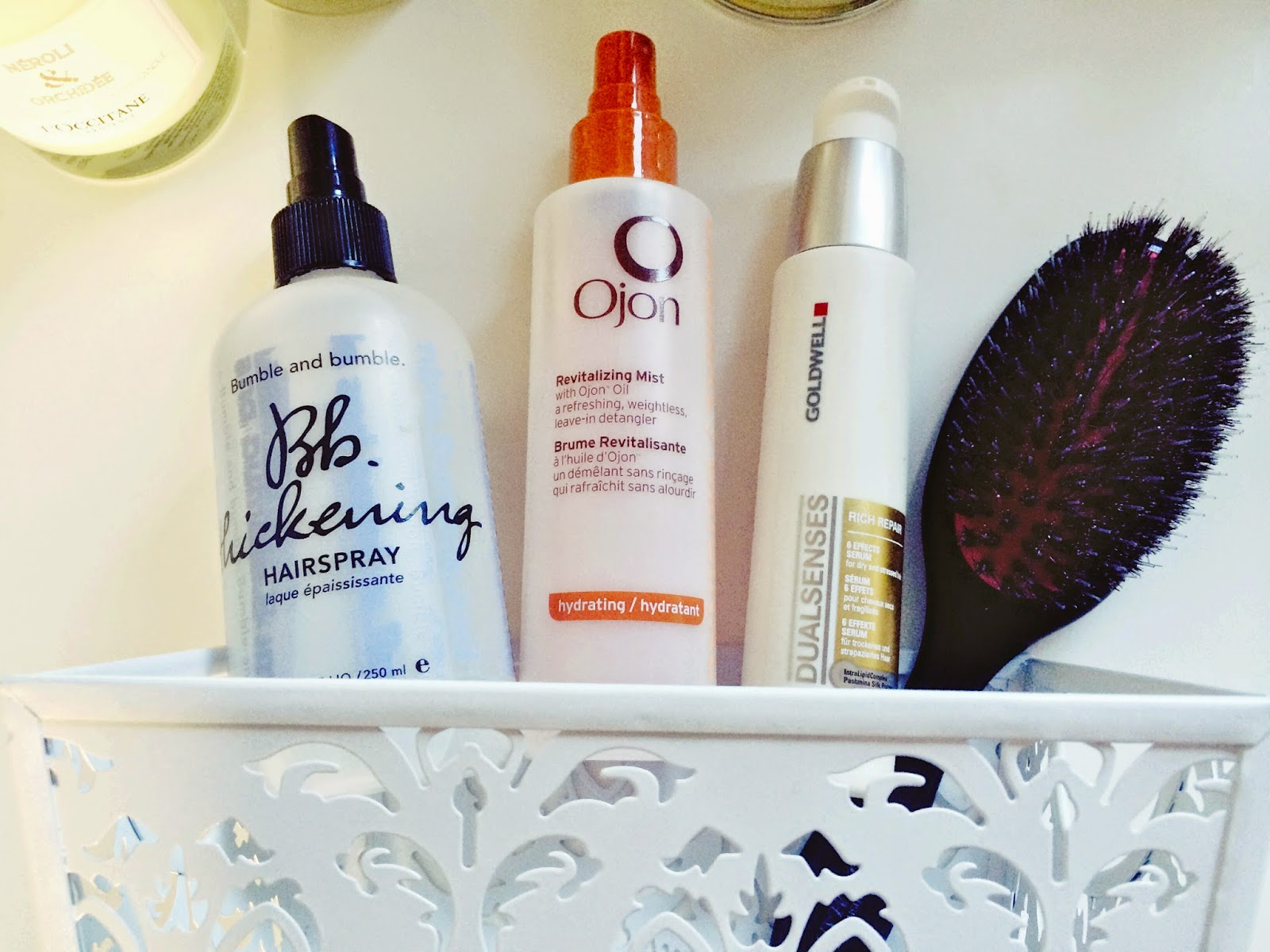 Hero Products for Fine, Broken and Damaged Hair