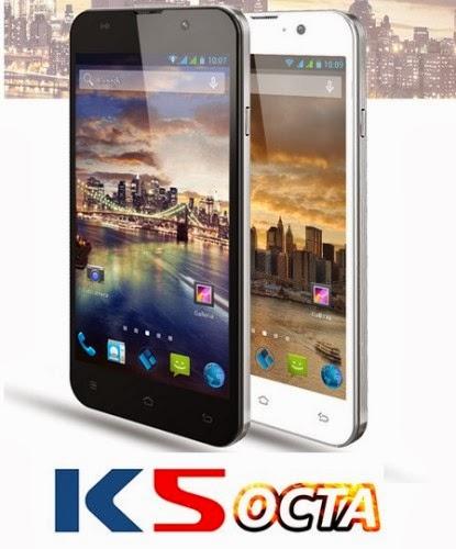 Lo smartphone android dual sim italiano con processore Octa Core Komu K5 Octa annunciato