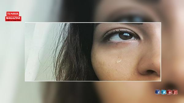 لماذا نشرت شيرين صورتها وهي تبكي ؟