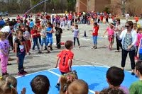 Parker-Varney jump rope for heart