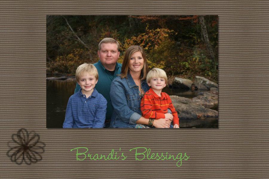 Brandi's Blessings