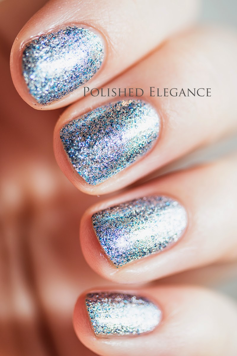 OPI - Shine For Me - Fifty Shades Of Grey collection swatches review
