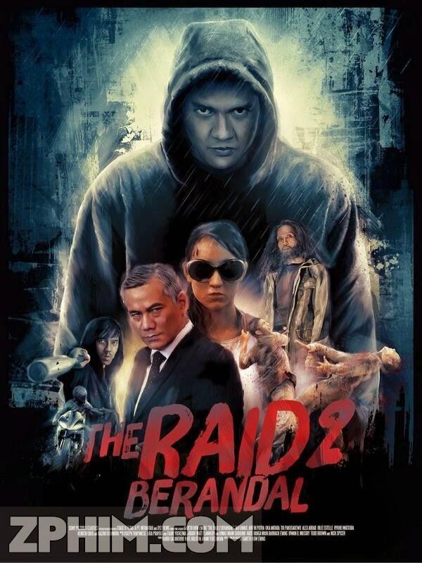 Đột Kích 2: Kẻ Sát Nhân - The Raid 2: Berandal (2014) Poster
