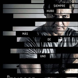 Poster The Bourne Legacy 2012