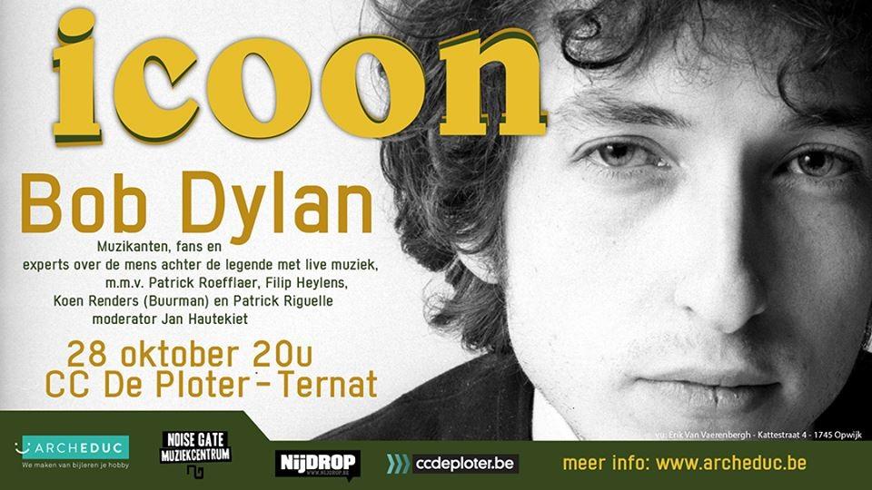 Icoon Bob Dylan