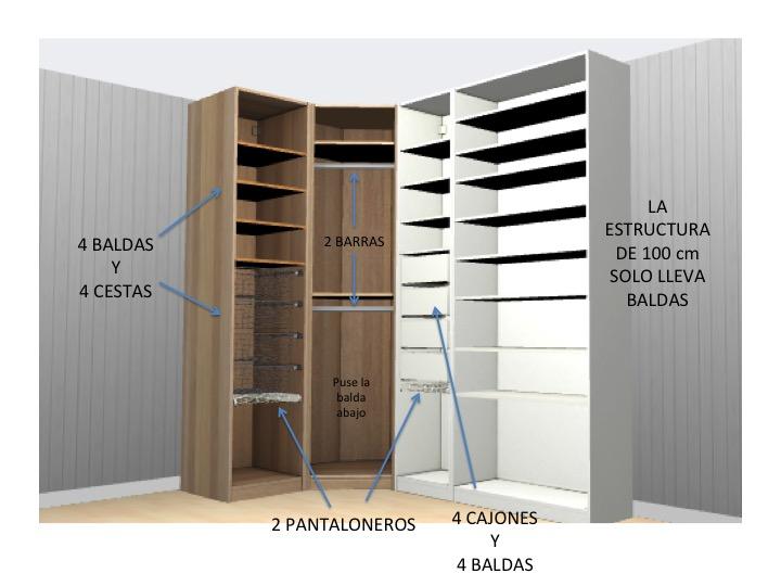 De armario a vestidor s l o a n e s t r e e t - Como hacer puertas de armario ...