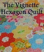Vignette hexagon quilt...
