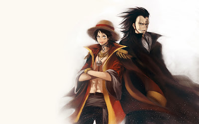 Monkey D Dragon Luffy One Piece a658