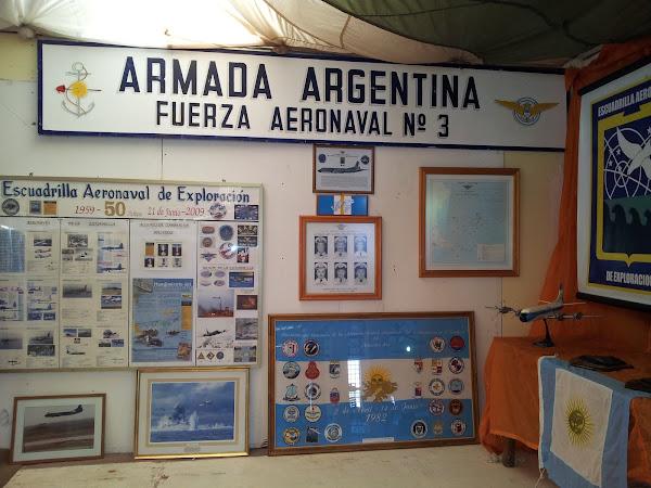 La FAE3 presente en el 31° Aniversario de la Guerra del Atlántico Sur