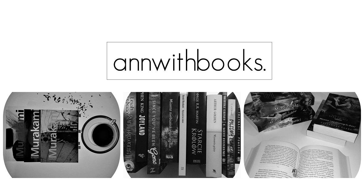 annwithbooks | recenzje książek