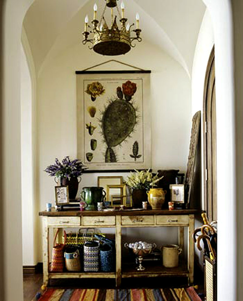 New Home Interior Design Southwestern Country Style
