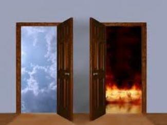 Bertobatlah dan percayalah kepada YESUS sebagai TUHAN & JURUSELAMAT- mu,maka kamu akan selamat.