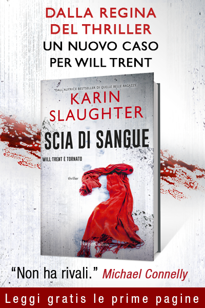 """Scia di Sangue"" di Karin Slaughter"