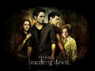 Sinopsis Film Twilight Breaking Down