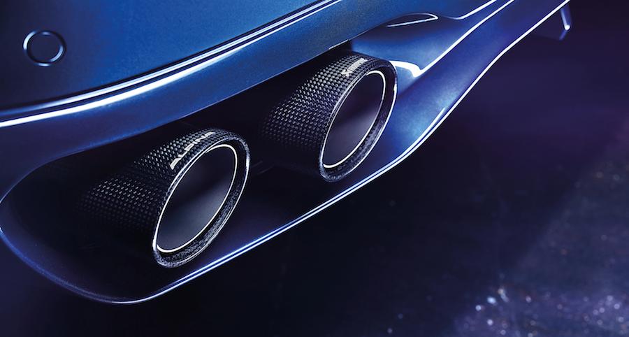 BMWアルピナが創立50周年記念の特別仕様車「EDITION50」を発表 B5 マフラー