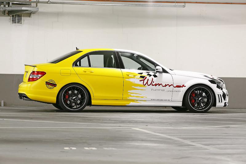 2011 Wimmer Mercedes C63 AMG