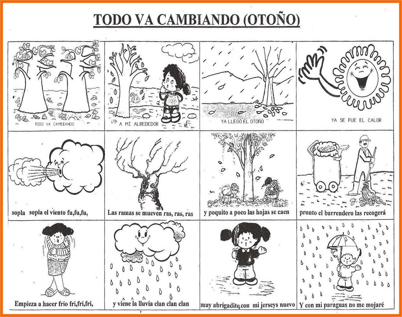 Fabuleux Ciao bambini: Scuola dell'infanzia Storie d'autunno OA01