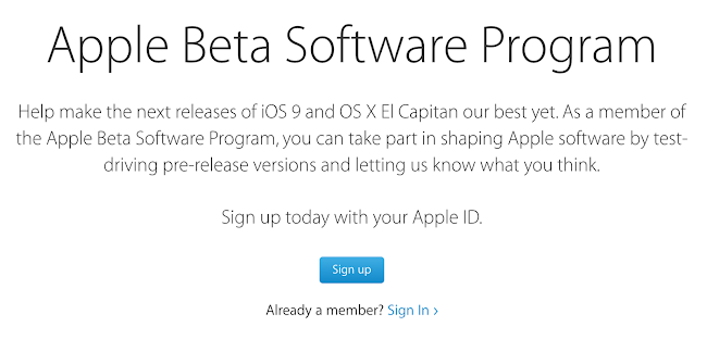 install ios 9 beta iphone