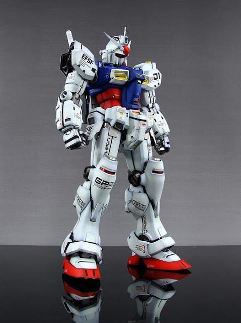 GP01 Zephyranthes Gundam
