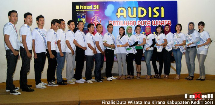 all finalist of INU KIRANA 2011