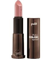 p2 Neuprodukte August 2015 - full color lipstick 090 - www.annitschkasblog.de