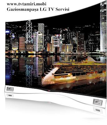 Gaziosmanpasa LG TV Servisi