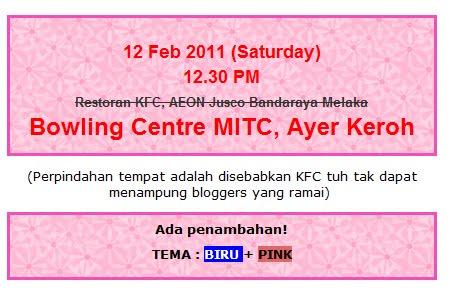 gathering blogger melaka 2011 februari