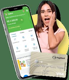 PagBank: seu banco completo e grátis!