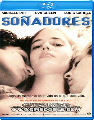 Los Soñadores (2003) 1080p Español Subtitulado