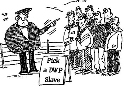 Pick Your DWP Slave