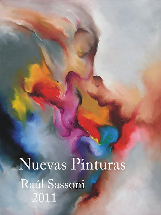 """Muestra de """"Nuevas Pinturas"""""""