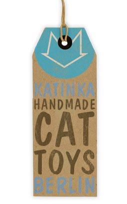 Katinka - Handmade Cat Toys