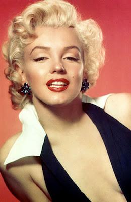 Model Rambut 2012 - Marilyn Monroe