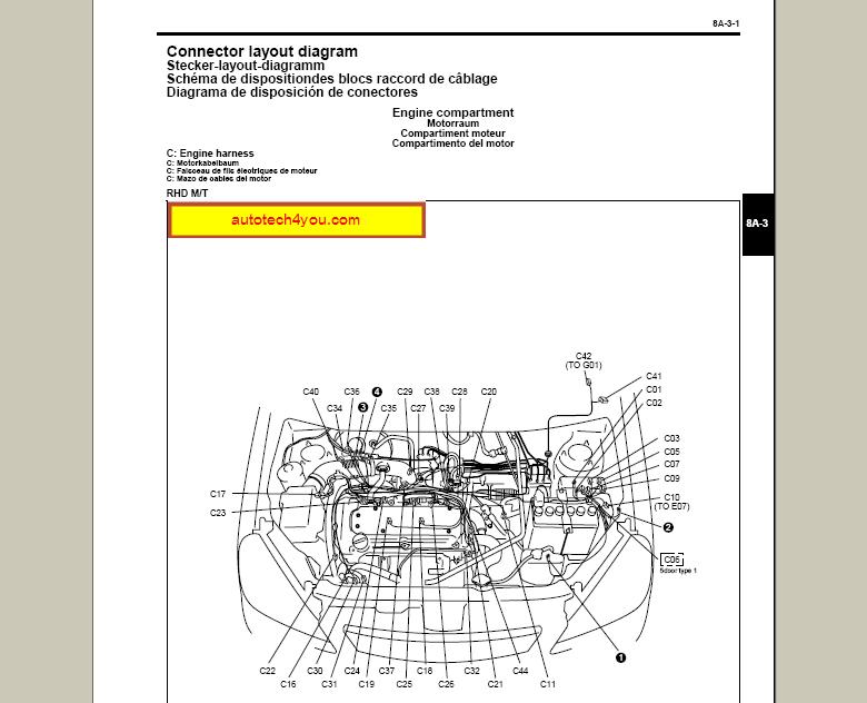 Suzuki Liana Service Manual